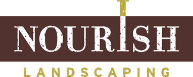 nourish landscaping logo park city, utah